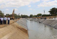 Piura: servicio de agua potable se restablece tras corte por trabajos de rehabilitación