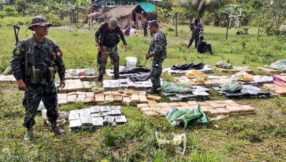 La Policía Nacional del Perú mantendrá el control del orden interno, con el apoyo de las Fuerzas Armadas. (Foto: Andina)
