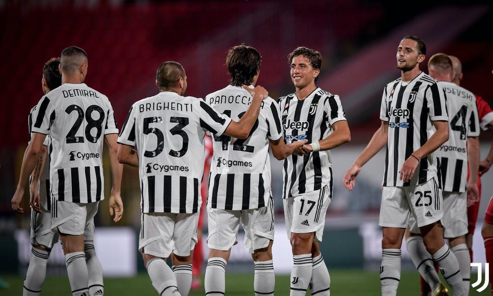 Juventus vs. Monza: las imágenes del partido amistoso | Foto: @juventusfces