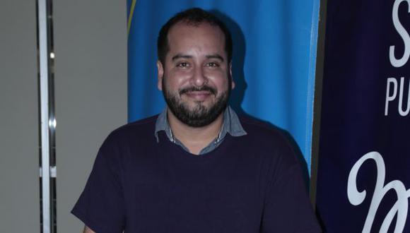 Actor Junior Silva. (Foto: Archivo El Comercio)