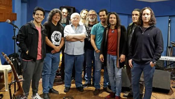 Marcelo Motta, Álex Rojas y Hugo Salazar se suman a Un Día en la Vida. (Foto: Difusión)