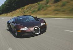 Bugatti celebra 15 años del récord de velocidad alcanzado por el Veyron   FOTOS
