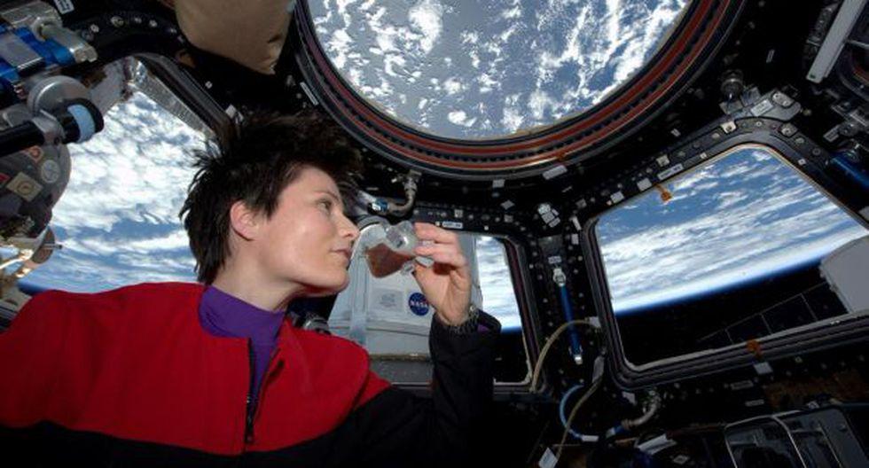 Astronauta italiana establece nuevo récord en el espacio