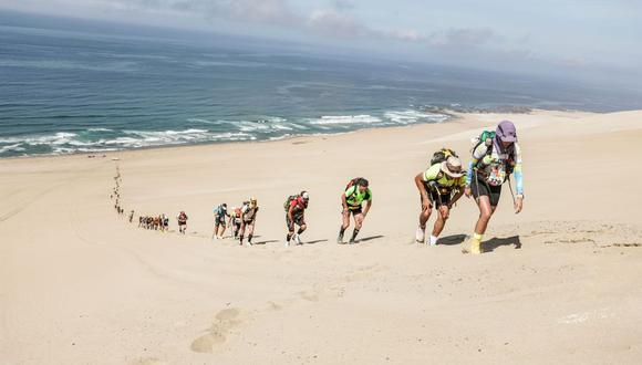 La Half Marathon Des Sables se correrá desde el 30 de noviembre al 6 de diciembre en el desierto de Ica. (Foto: Agencias)