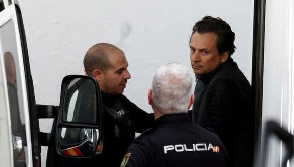 Emilio Lozoya aceptó cooperar con la Fiscalía General. (Reuters).