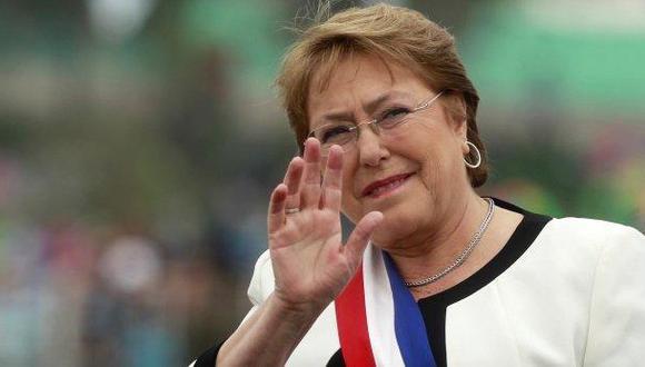 Bachelet dijo que música de Dylan le trae recuerdos de juventud