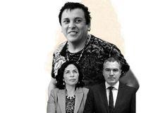 Richard Swing se reunió con Salvador del Solar y Patricia Balbuena