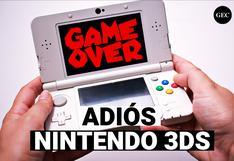 Nintendo abandona la fabricación de Nintendos 3ds después de 75 millones de ventas y 10 años de distribución