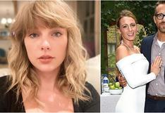 ¿Por qué los fans creen que Taylor Swift reveló el nombre de la tercera hija de Ryan Reynolds y Blake Lively?