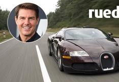 Tom Cruise a los 58 años: los exclusivos autos que posee el actor en su garaje [FOTOS]