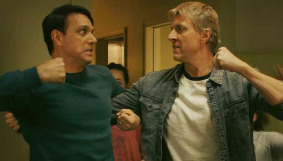 Johnny fue el preciado alumno del Sensei de Cobra Kai, John Kreese, y odió a Daniel LaRusso desde el momento en que se conocieron (Foto: YouTube)