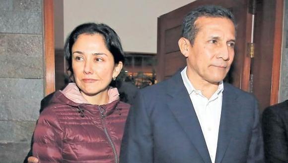 El fiscal Germán Juárez acusó a Ollanta Humala y Nadine Heredia por lavado de activos. (Foto: GEC)