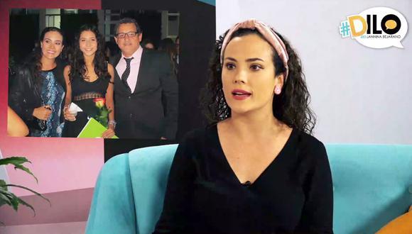 Connie Chaparro se confiesa en #Dilo con Jannina Bejarano