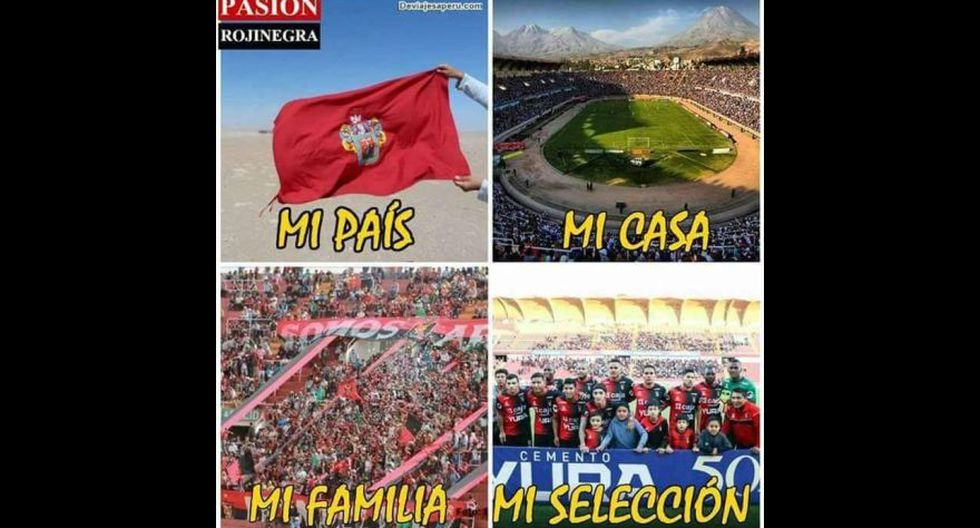 Melgar vs. Sporting Cristal: memes se burlan de primera final - 2