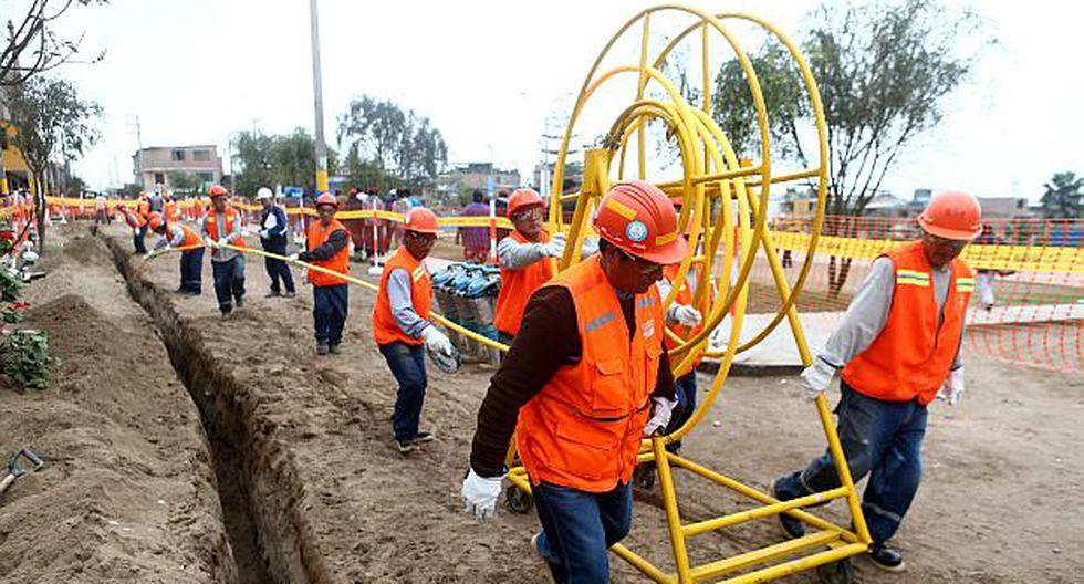 El gobierno busca llevar los beneficios del gas natural a los hogares altoandinos y a la región Ucayali (Foto: GEC)