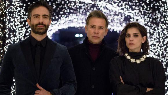 """La familia Carranza seguirá en pie de guerra en la tercera temporada de """"Monarca"""" (Foto: Netflix)"""