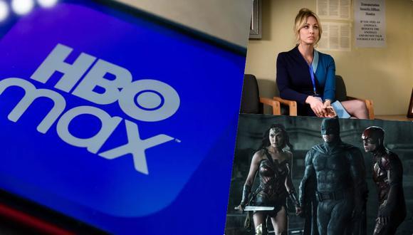 Estos son algunos de los estrenos imperdible en HBO Max. (Foto: HBO Max)