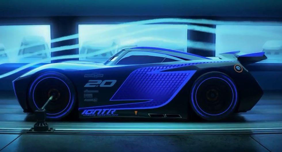 """""""Cars 3"""": las claves que dejó el primer tráiler del filme - 11"""
