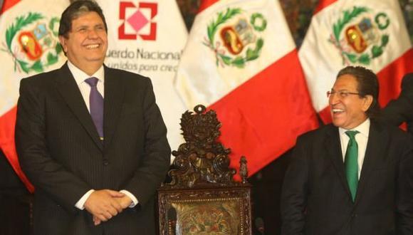 Rendición de cuentas: Apra y Perú Posible en contra de multas