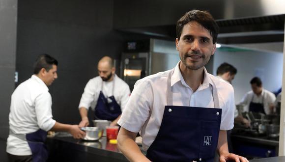 Foto referencial: Virgilio Martinez, dueño y chef de Central, el segundo mejor restaurante de Latinoamérica. (Foto: Reuters)