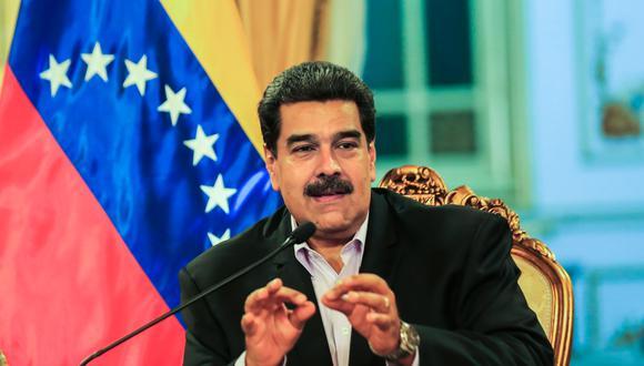 "Venezuela: Nicolás Maduro califica de ""infantil"" forma de Estados Unidos de dirigir política exterior. Foto: AFP"