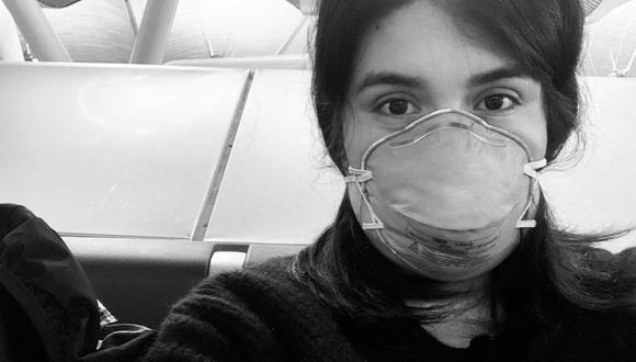 La odisea de 48 horas de una periodista de El Comercio en aeropuertos y ciudades para volver a casa desde Europa, centro de la pandemia del coronavirus. (Foto: Archivo Personal Vanessa Cruzado)