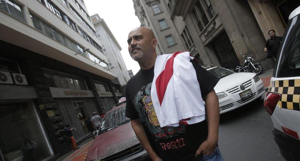 Marco Romero. (Foto: GEC)