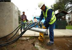 Corte de agua en Lima y Callao: servicio fue restablecido al 100%, informó Sedapal