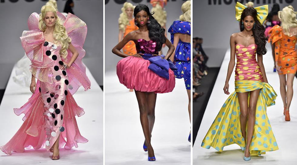 Moschino se inspira en Barbie para su nueva colección - 2