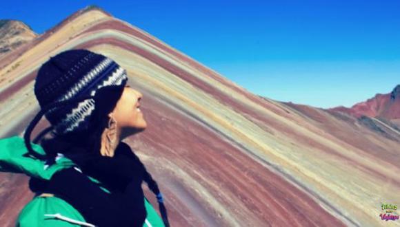 Conoce la Montaña Arco Iris sin gastar mucho dinero [VIDEO]