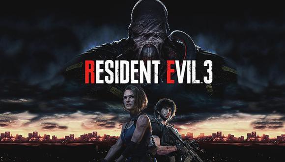 Resident Evil 3 Remake saldrá el 3 de abril de 2020 para PC, PlayStation 4 y Xbox One. (Foto: Capcom)