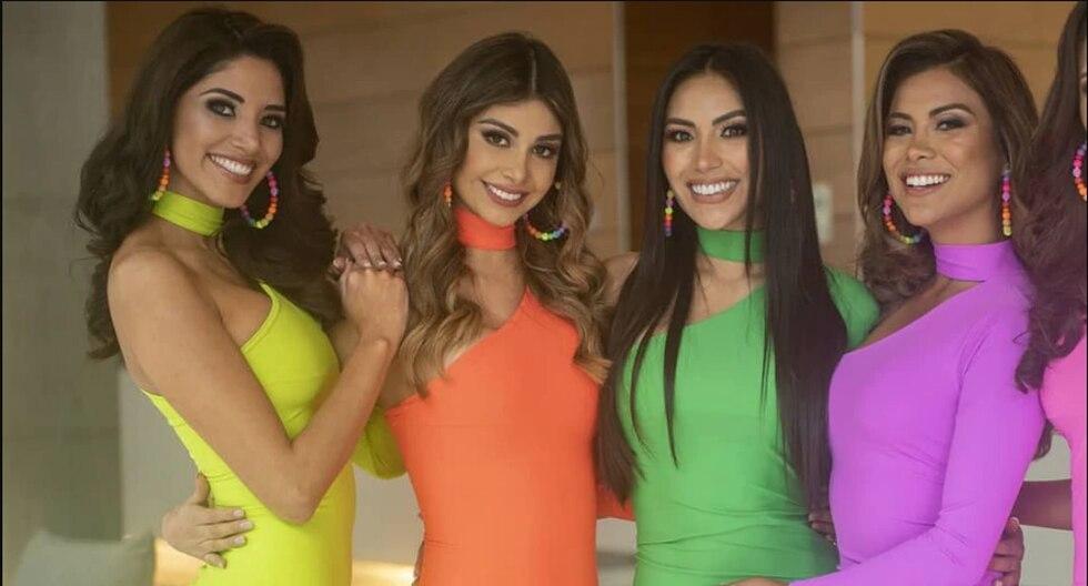 Candidatas al Miss Perú 2019. (Foto: Difusión)