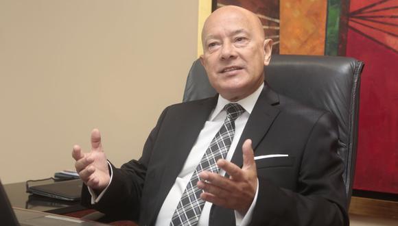 """""""Esta situación corresponde estrictamente a sus actividades privadas"""", dijo la CCL sobre Mario Mongilardi. (Foto: GEC)"""