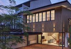 Esta casa de 250m2 proyecta amplitud y la calidez en sus ambientes | FOTOS