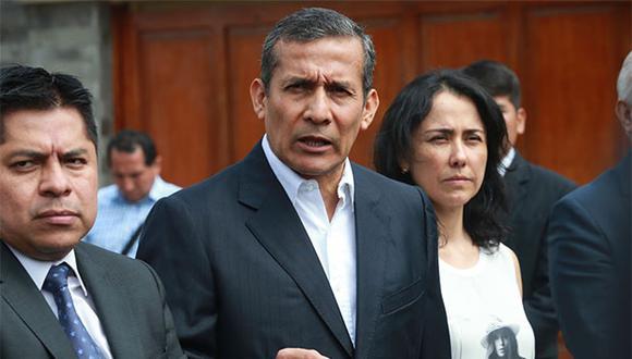 Ollanta Humala se pronunció tras conocerse los resultados a boca de urna del Referéndum 2018. (Foto: Agencia Andina)