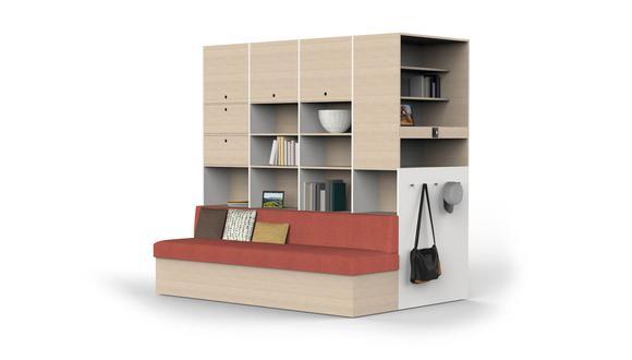 Muebles 'transformer': no creerás cómo te harán ahorrar espacio