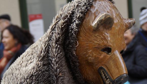 la ingeniosa idea nació cuando la gerencia descubrió que los monos le temían a los osos. (Foto: Pixabay/ Referencial)