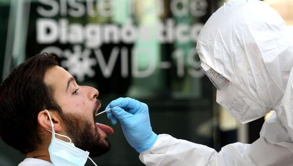 Coronavirus en México   Últimas noticias   Último minuto: reporte de infectados y muertos hoy, martes 29 de junio del 2021   Covid-19. (Foto: ULISES RUIZ / AFP).