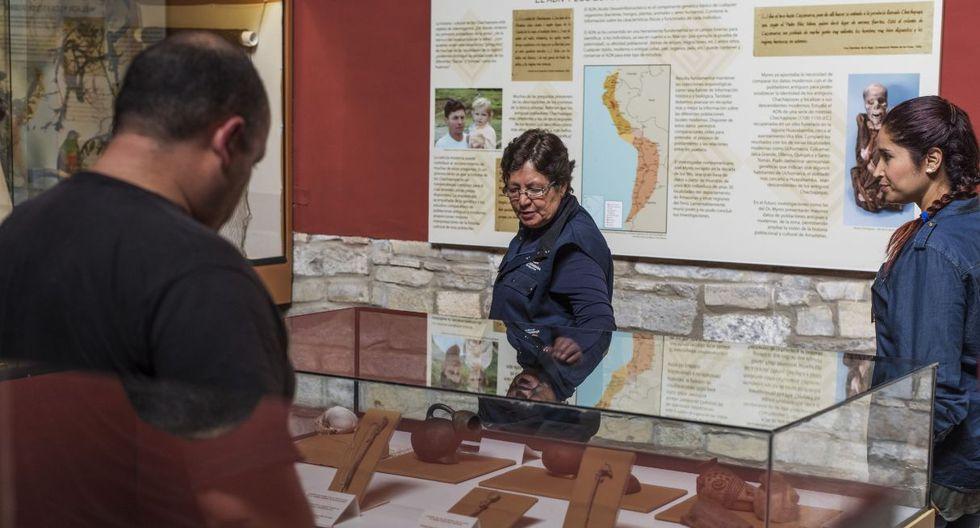 El Centro de Interpretación te ayudará a conocer más de la Cultura Chachapoyas. (Archivo / El Comercio)