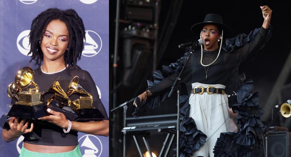 Lauryn Hill. (Fotos: AFP)