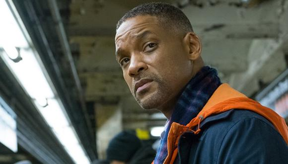 La nueva película de Will Smith recibe severas críticas