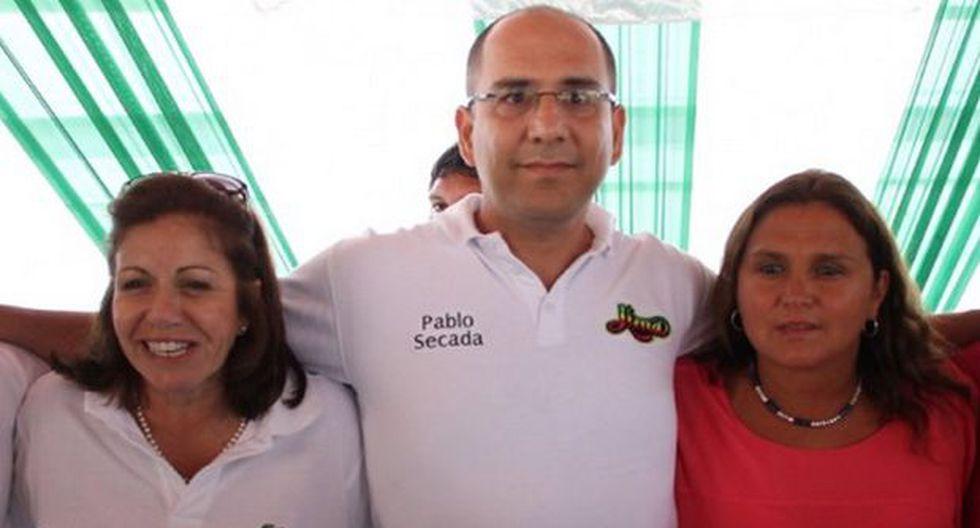 Pablo Secada también es acusado de agredir a mujer policía