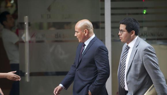 El ex secretario general de Fuerza Popular Joaquín Ramírez es investigado por la fiscalía por el presunto delito de lavado de activos. (Foto: Archivo El Comercio)