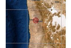 Sismo de magnitud 5,5 se reportó esta noche en Tacna, señala IGP