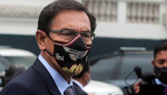 La Subcomisión aprobó el informe que recomienda inhabilitar de la función pública por 5 años al expresidente Martín Vizcarra | Foto: Archivo El Comercio