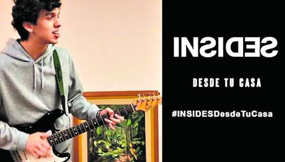 Insides desde tu casa. #YoMeQuedoEnCasa