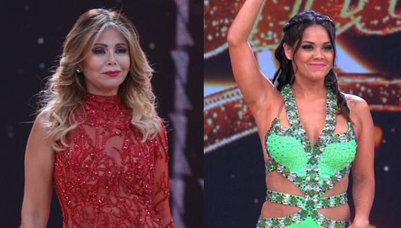 El Gran Show: ¿Andrea se va por palabras de Gisela Valcárcel?