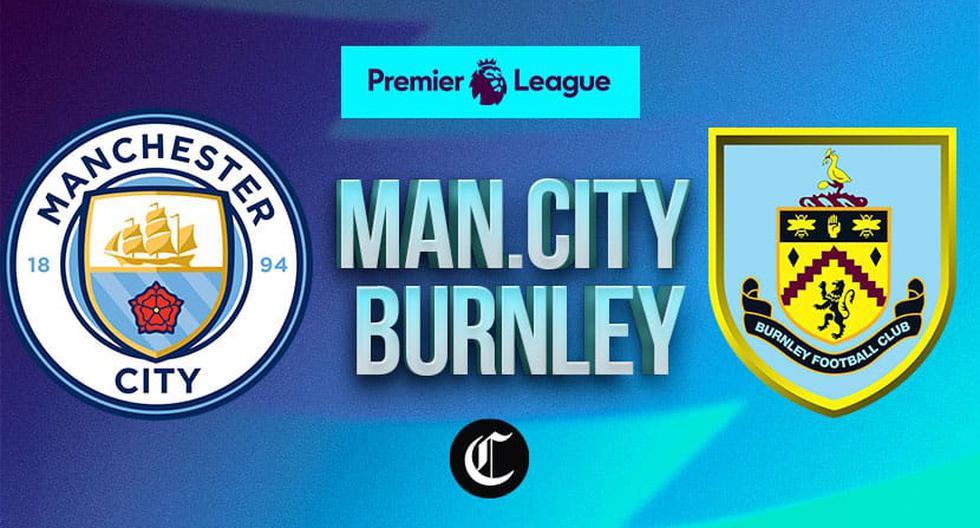 Manchester City vs. Burnley en vivo vía Star+, ver hoy online el partido por la Premier League | Historial | Predicciones | Resumen | Alineaciones | VIDEO | NCZD | DEPORTE-TOTAL | EL COMERCIO PERÚ