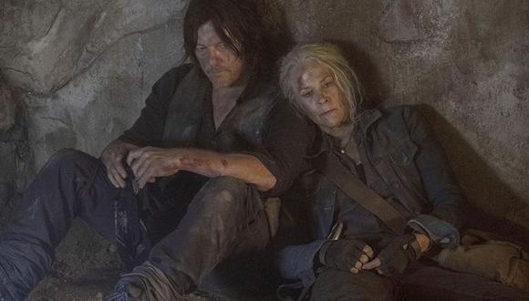 """Escena del capítulo nueve de la temporada diez de """"The Walking Dead"""". (Foto: AMC)"""