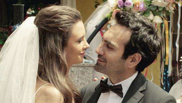 El drama es protagonizado por Buğra Gülsoy y Beren Gökyıldız, quienes interpretan a Demir y Öykü, respectivamente (Foto: Mujer / Med Yapım)